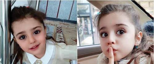 Bé gái 8 tuổi quá đẹp khiến người bố phải nghỉ việc để làm... vệ sĩ cho con
