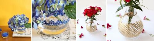 2 cách F5 lọ hoa đơn giản đẹp tinh tế