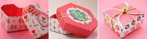 4 cách làm hộp quà đẹp tinh tế thật đơn giản!