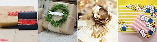 4 cách trang trí hộp quà đẹp xinh cực đơn giản cho mùa lễ hội cuối năm