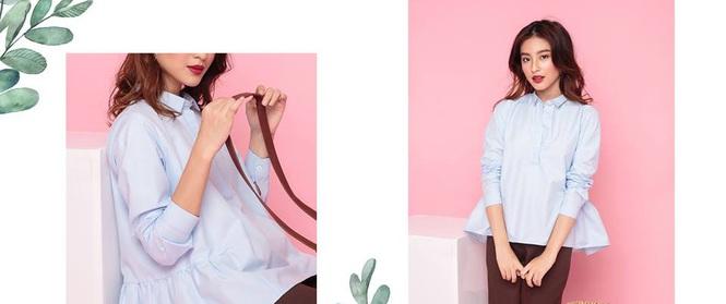 Xanh baby và những gợi ý váy áo vừa rẻ vừa đẹp đến từ các thương hiệu Việt