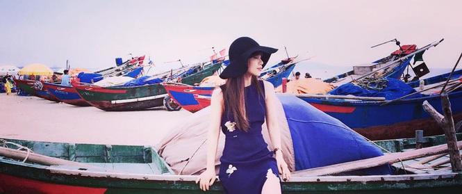 Chân dung Hoài Lê, người chị dâu giàu có nhưng giản dị, rất thân thiết với Hồ Ngọc Hà