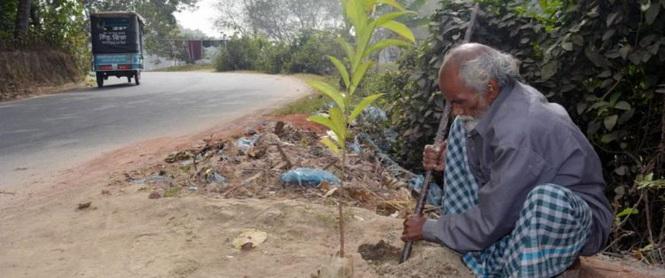 Mỗi ngày trồng 1 cây, 48 năm sau cụ ông làm được điều khiến ai cũng phải kinh ngạc