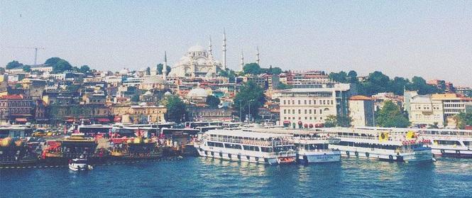 Một vòng Istanbul - thành phố cầu nối châu Á và châu Âu, nơi ai rời đi cũng mang theo một mối tình