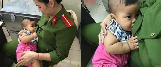 Nếu đang nuôi con nhỏ mà thấy một đứa trẻ bị bỏ rơi, bạn có sẵn sàng cho bé bú không?