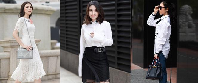 """Street style quý cô hai miền: Ra đường lúc nào cũng phải đẹp và """"chất"""""""