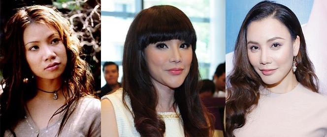 Khuôn mặt từng sửa đi sửa lại của Hồ Quỳnh Hương, hiện giờ ra sao?