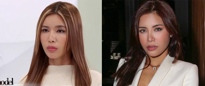 Gương mặt của Minh Tú bỗng kém V-line, sưng mọng hơn bình thường khi thi Asia's Next Top Model
