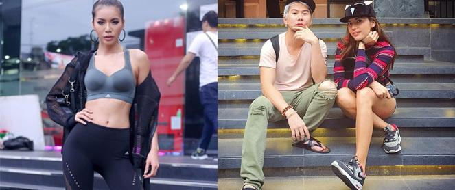 """Loạt ảnh cho thấy Minh Tú cũng là một """"tay chơi"""" giày thể thao lão luyện trong showbiz Việt"""