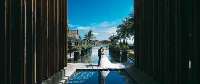 """Xem xong những tấm hình này bạn sẽ thốt lên: """"Phải chụp ảnh cưới ở Phú Yên"""""""