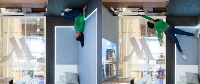 Khách sạn này có một căn phòng đặc biệt khiến nhiều người bị mê hoặc