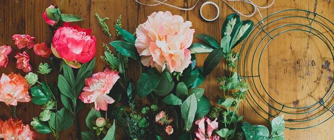 4 ý tưởng DIY điểm tô sắc hoa vào trang trí nhà xinh