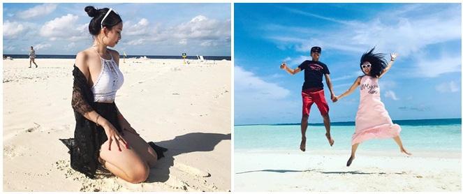 Ghen tị với cô vợ được chồng tung hết tiền riêng đưa đi Maldives để kỷ niệm 7 năm ngày cưới