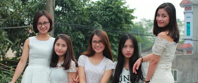 Tuổi thơ vắng bóng cha và niềm vui nỗi buồn trong gia đình có 5 chị em gái, cô nào cũng xinh