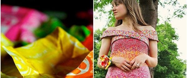 Sưu tầm giấy gói kẹo, 4 năm sau cô gái khiến mọi người sốc khi thấy kết quả