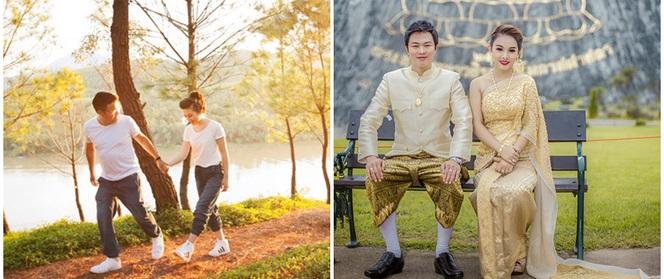 """Điểm danh dâu rể Việt nổi tiếng vì """"trèo đèo lội suối"""" xuyên Việt, chi không tiếc tay cho ảnh cưới"""