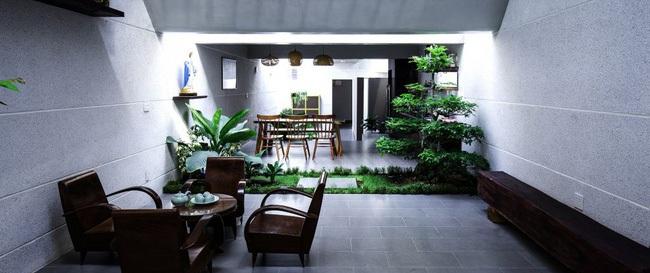 Ngôi nhà 200m² lấy cảm hứng thiết kế từ hang Sơn Đoòng ở Vĩnh Long nổi bật trên báo Mỹ