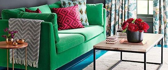 Những ý tưởng sử dụng ghế sofa Stockholm trong phòng khách cực ấn tượng
