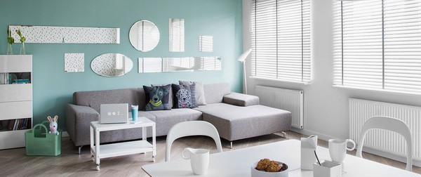 3 mẫu căn hộ hoàn hảo dành riêng cho những cô nàng độc thân