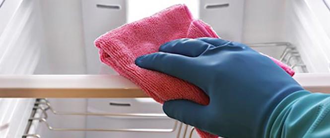 Mách bạn cách làm sạch và sắp xếp thực phẩm trong tủ lạnh ngày Tết