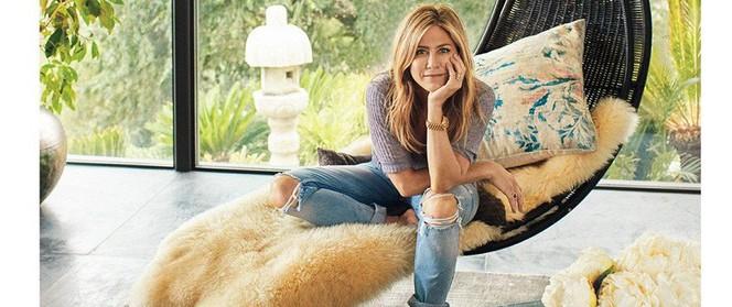 Chiêm ngưỡng ngôi biệt thự hiện đại trị giá 15 triệu bảng của nữ diễn viên xinh đẹp Jennifer Aniston