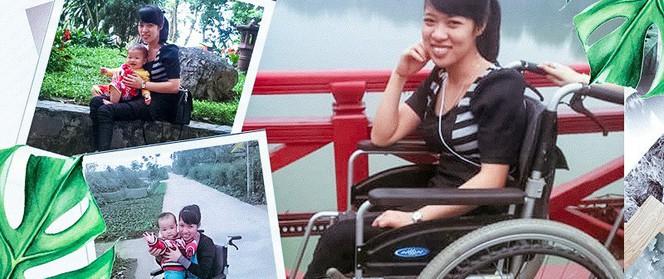 Cuộc đời chông gai của Hải Đặng: Đang tuổi thanh xuân bất ngờ liệt hai chân, đánh đổi cả mạng sống để được làm mẹ