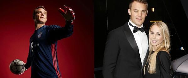 """Triệu trái tim tan vỡ vì """"trai đẹp"""" của đội tuyển Đức - Manuel Neuer đã là """"chồng người ta"""" rồi!"""