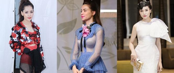 Kỳ Duyên, Chi Pu dẫn đầu danh sách sao mặc xấu tháng 7 vì trang phục già nua lạc điệu