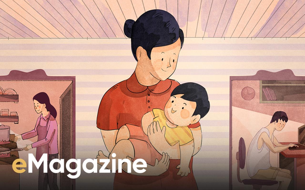 Con nhỏ, mẹ và người trông trẻ - Mối quan hệ tay ba... đầy phức tạp