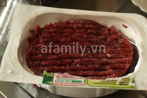 Nui xốt vang đỏ thịt bò đậm chất Châu Âu 8