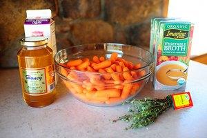 Súp cà rốt ngon bổ cho bé yêu 1