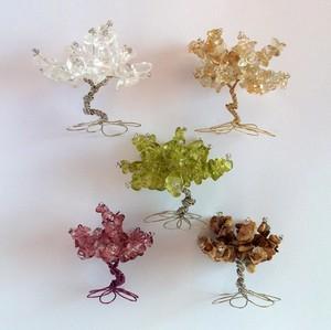 Xỏ cườm thành cây bonsai tí hon cực xinh 9