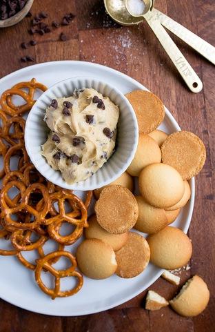 Nhâm nhi cookie cho bữa xế chiều