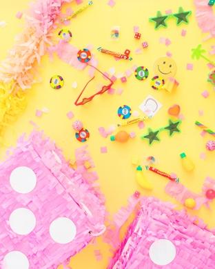 Decor bữa tiệc mùa hè đầy màu sắc