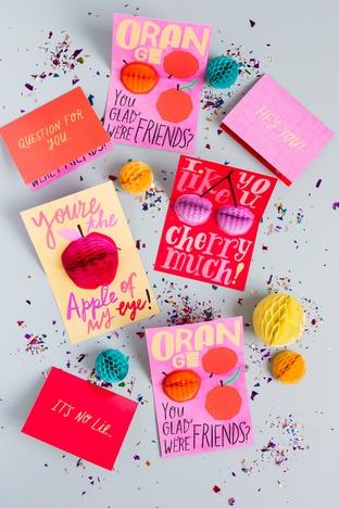 Làm thiệp handmade dễ thương tặng bạn bè