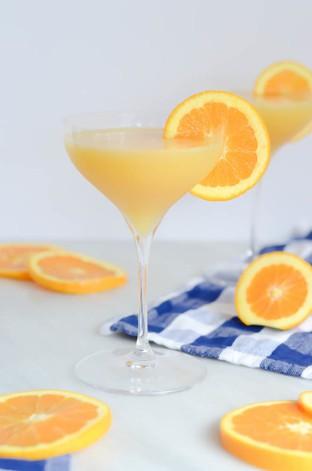 Martini cam cho tối cuối tuần