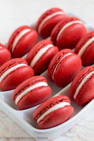 Macaron - món quà đến từ nước Pháp