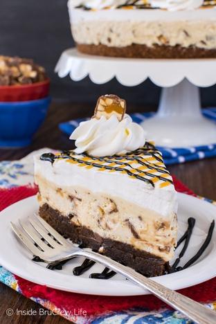 Cheesecake brownie ngon tuyệt cú mèo