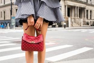 Túi xách đỏ quyến rũ cho quý cô