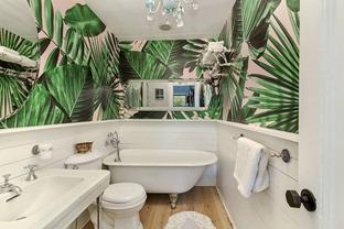 Phòng tắm hiện đại đầy đủ tiện nghi