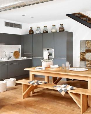 Phòng bếp sang trọng hiện đại