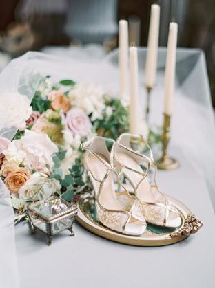 Giày cưới đẹp cho nàng dâu
