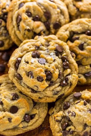 Cookie chocochip nhâm nhi đêm về