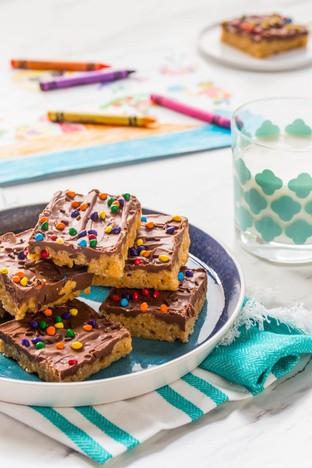 Bánh chocolate ngọt lịm cho bé yêu