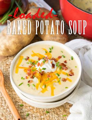 Soup khoai tây bổ dưỡng cho cả nhà