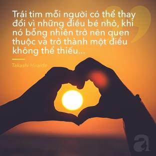 Trái tim mỗi người đều có thể thay đổi vì những điều nhỏ bé
