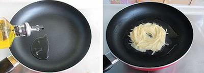 làm bánh trứng tổ chim 4 bước làm bánh trứng tổ chim ngon mắt cho bữa sáng banh trung 3 76d3c