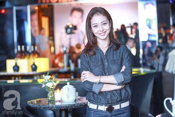 Hoa hậu, MC Jennifer Phạm từng chia sẻ, cô rất ngưỡng ...