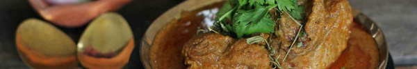 Ngọt đậm thơm ngon với món cà ri heo xương ống
