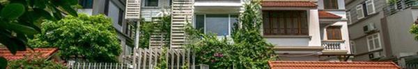 Với 500 triệu, từ biệt thự bỏ hoang thành nhà 3 tầng xanh mướt đẹp đến ngẩn ngơ ở Hà Nội